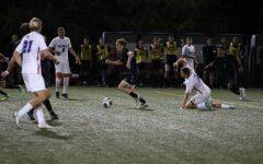 Men's soccer fall 2-0 on road against Northwestern
