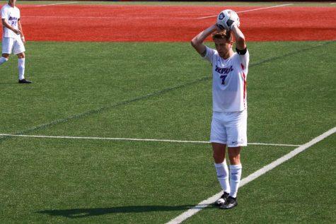 DePaul Men's soccer loses 1-0 against UIC, three game win streak ends