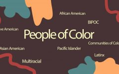 The phrase 'people of color' may be outdated