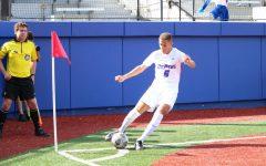 DePaul men's soccer falls 1-0 to Seton Hall after rain delay