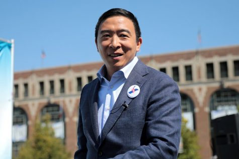 """OPINION: Andrew Yang's """"Forward Party"""": The Problems With The Two-Party System"""