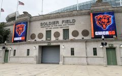 The Chicago Bears current stadium, Solider Field.