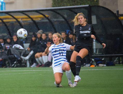 DePaul women's soccer falls 1-0 to Providence in double overtime