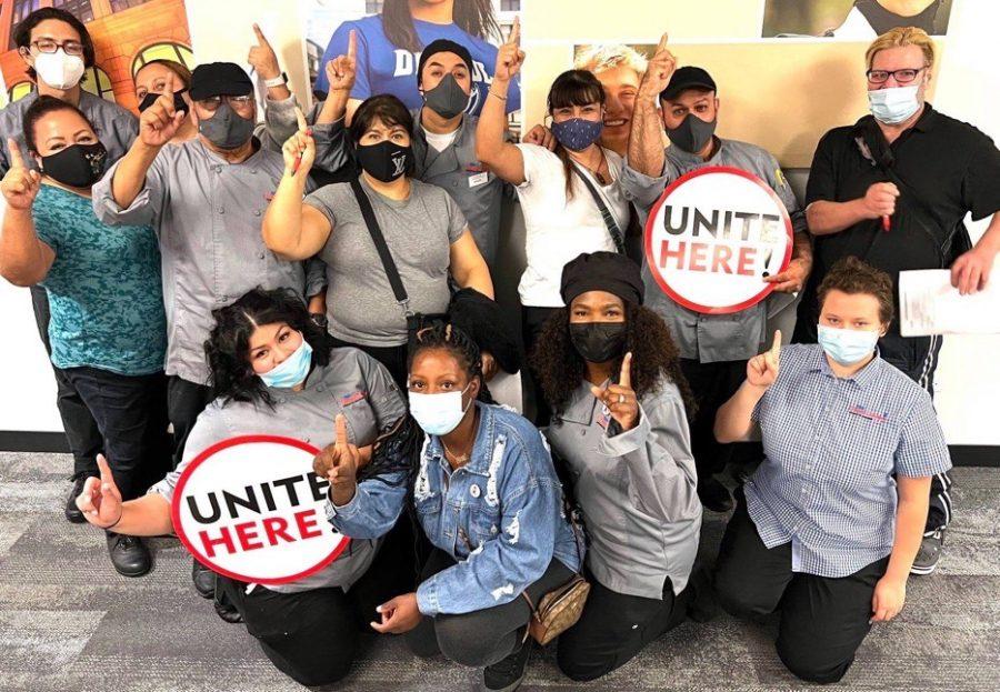 Cortesía de Unite Here Local 1.