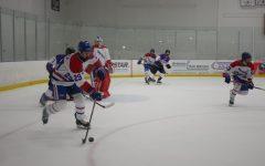 DePaul club hockey falls to St. Thomas in weekend losses