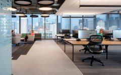 WPP vertical office, Chicago. (Creative Commons)